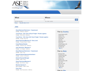 aseonline.jobs screenshot