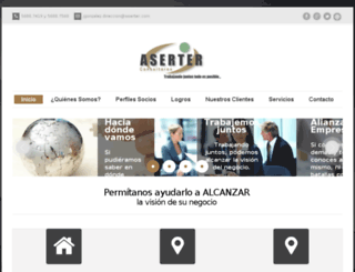 aserter.com screenshot