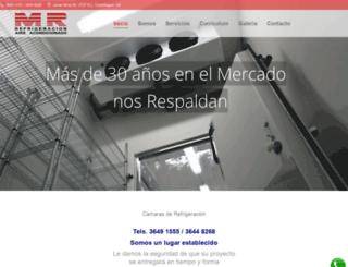aserzu.com.mx screenshot