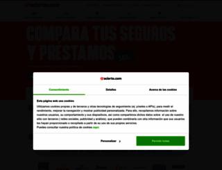 asesorseguros.com screenshot