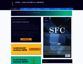 asfim.org screenshot