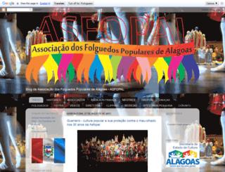 asfopal.blogspot.com.br screenshot