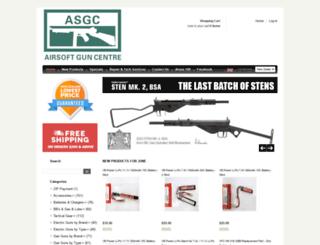 asgc.co.nz screenshot