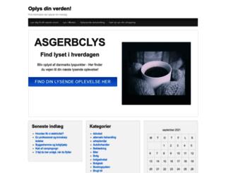 asgerbclys.dk screenshot