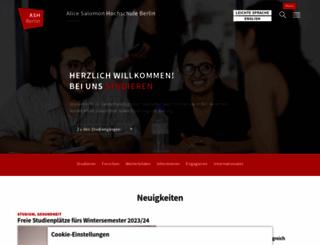 ash-berlin.eu screenshot