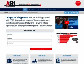 ash.org screenshot