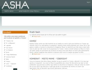 asha.al screenshot