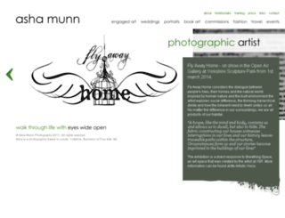 ashamunnphotography.com screenshot