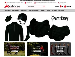 ashbree.com.au screenshot