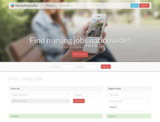 asheville-nc.nursing-jobs.us screenshot