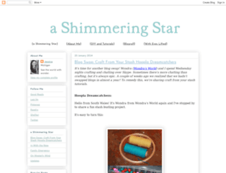 ashimmeringstar.blogspot.tw screenshot