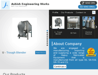 ashishengg.com screenshot