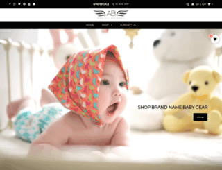 ashleybridget.com screenshot
