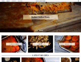 ashleylaurenturner.com screenshot