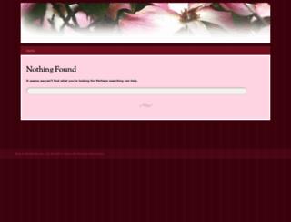 ashleysavon.wordpress.com screenshot