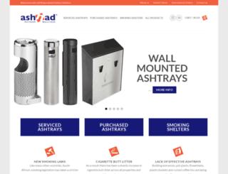 ashnad.co.za screenshot
