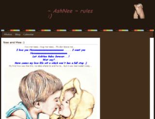 ashneerules.webs.com screenshot