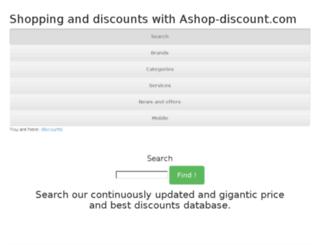 ashop-discount.com screenshot