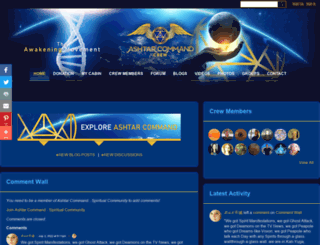 ashtarcommandcrew.net screenshot