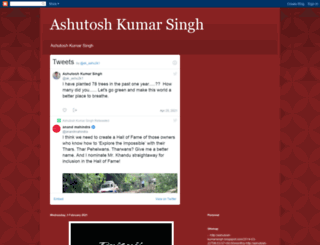 ashutosh-kumarsingh.blogspot.in screenshot