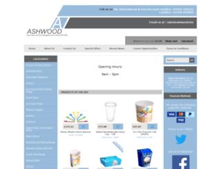ashwood-timber.co.uk screenshot