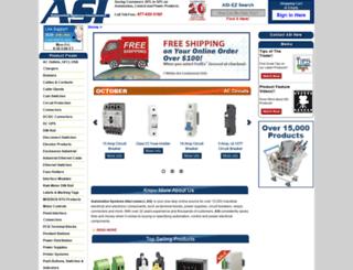 asi-ez.com screenshot