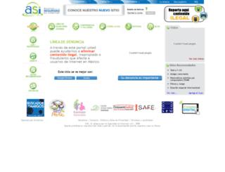 asi-mexico.org screenshot