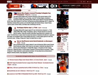 asia-basket.com screenshot