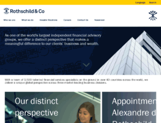 asia.rothschild.com screenshot