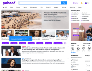 asia.yahoo.com screenshot