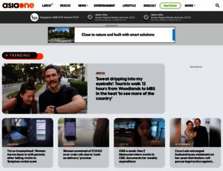 asia1.com.sg screenshot