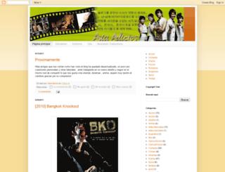 asiaadictos.blogspot.com screenshot