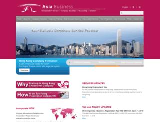 asiabs.com screenshot