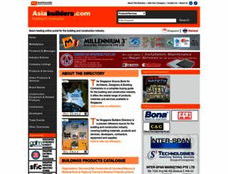 asiabuilders.com.sg screenshot