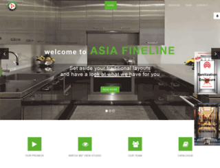 asiafineline.com screenshot
