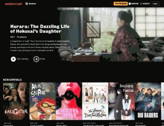 asian-crush.com screenshot