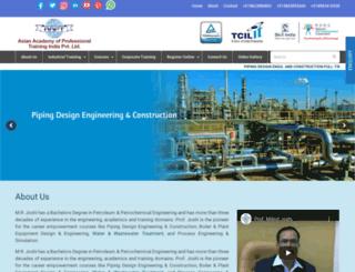 asianacademy.org.in screenshot