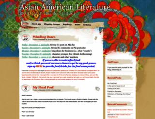 asianamlitf15.umwblogs.org screenshot