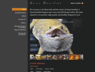 asianbeardies.weebly.com screenshot