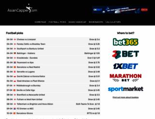 asiancapper.com screenshot