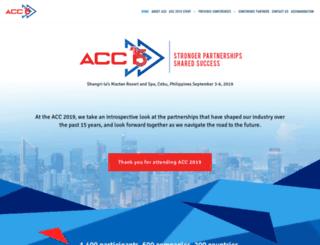 asiancarriersconference.com screenshot
