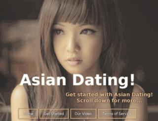asiandating.chachacherry.com screenshot