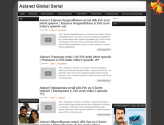 asianet-global-serial.blogspot.ca screenshot