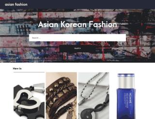 asianfashion.com screenshot