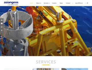 asiangeos.com screenshot