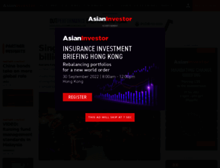 asianinvestor.net screenshot