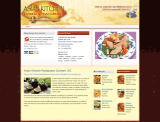 asiankitchennc.com screenshot
