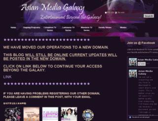 asianmediagalaxy.blogspot.ca screenshot