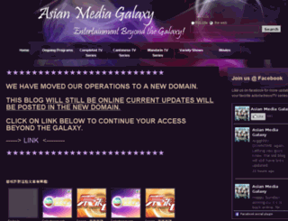 asianmediagalaxy.blogspot.com screenshot