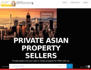 asianpropertybuyers.com screenshot